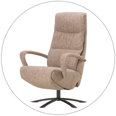 Relaxfauteuil (sta-op stoel) TW-191