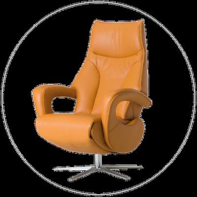 Relaxfauteuil (sta-op stoel) TW-036
