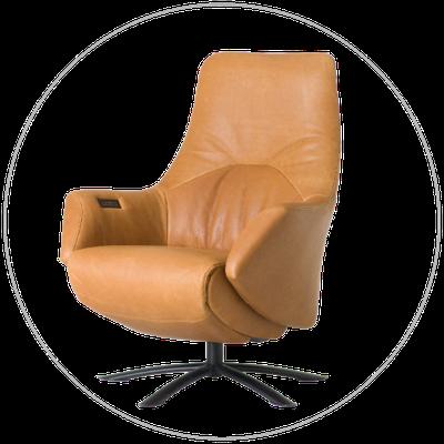 Relaxfauteuil (sta-op stoel) TW-175