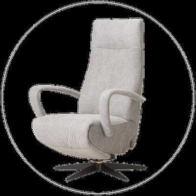 Relaxfauteuil (sta-op stoel) TW-068