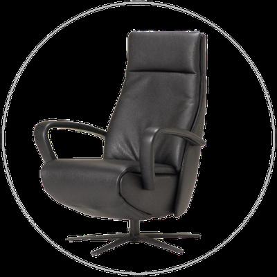 Relaxfauteuil (sta-op stoel) TW-217