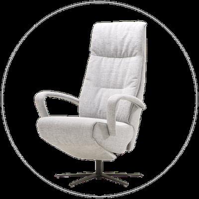 Relaxfauteuil (sta-op stoel) TW-195