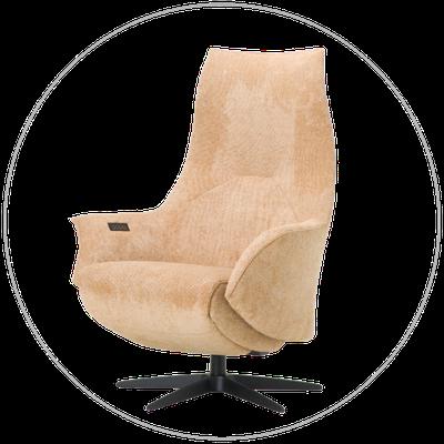 Relaxfauteuil (sta-op stoel) TW-164