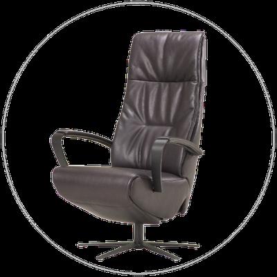 Relaxfauteuil (sta-op stoel) TW-193