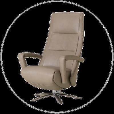 Relaxfauteuil (sta-op stoel) TW-024