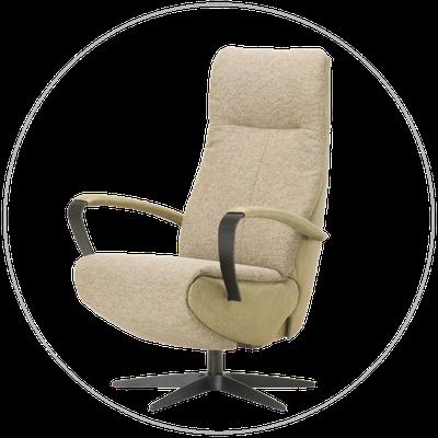 Relaxfauteuil (sta-op stoel) TW-170