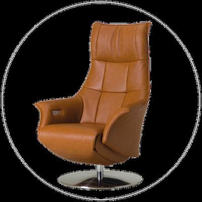 Relaxfauteuil (sta-op stoel) TW-079