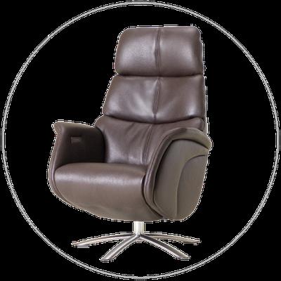 Relaxfauteuil (sta-op stoel) TW-038