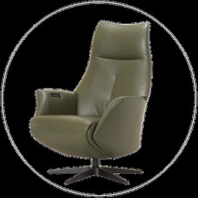 Relaxfauteuil (sta-op stoel) TW-157