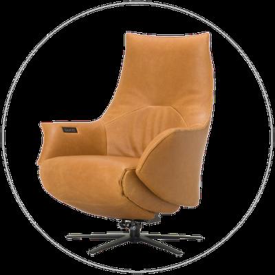 Relaxfauteuil (sta-op stoel) TW-174