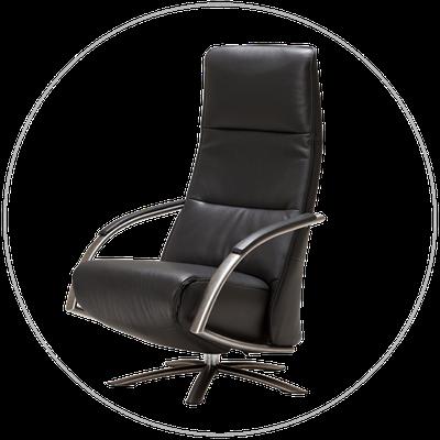 Relaxfauteuil (sta-op stoel) TW-002