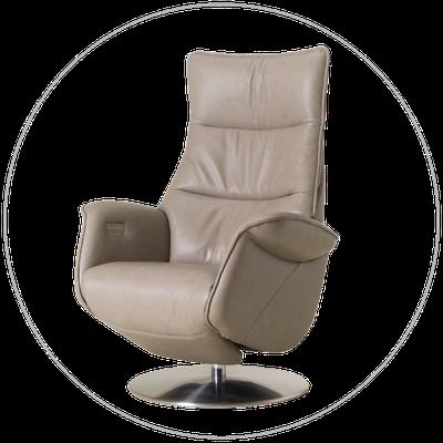 Relaxfauteuil (sta-op stoel) TW-040