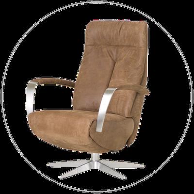 Relaxfauteuil (sta-op stoel) TW-158