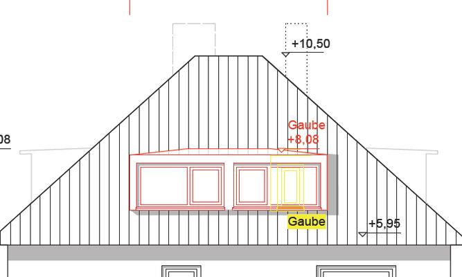 Teilausbau Dachgeschoss A, Schwäbisch Gmünd