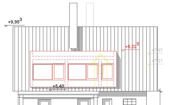 Teilausbau Dachgeschoss P, Schwäbisch Gmünd
