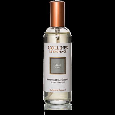 """<FONT size=""""5pt"""">Parfum Int. Cèdre 100ml - <B>14,75 €</B> </FONT>"""