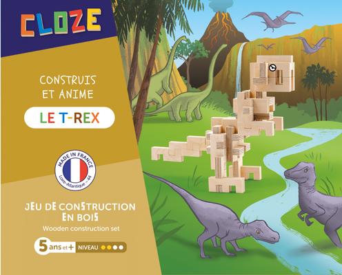 """<FONT size=""""5pt"""">Kit créatif T-Rex - <B>19,50 €</B> </FONT>"""