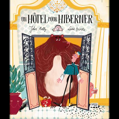 """<FONT size=""""5pt"""">Un Hôtel pour Hiberner - <B>13,90 €</B> </FONT>"""