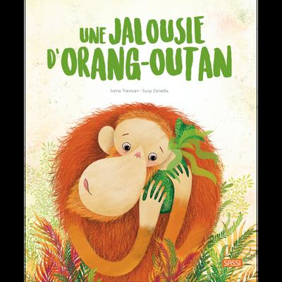 """<FONT size=""""5pt"""">Une Jalousie d'Orang-outan - <B>14,90 €</B> </FONT>"""