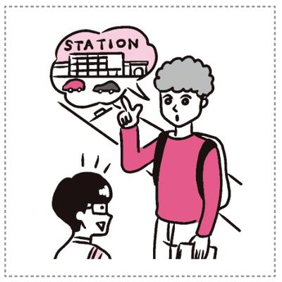 イラスト 英会話・外人・学習・教育