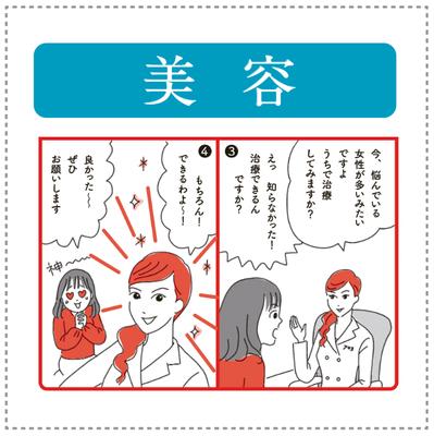 マンガ 美髪バイブル