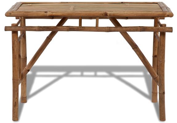 tavolo bambù