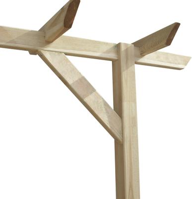 pergolato +legno +impregnato +autoclave