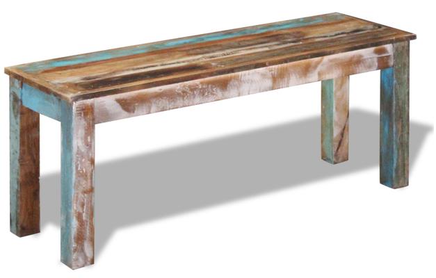 panca +legno +riciclato +sandro +shop +online +shopping +vendita
