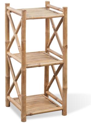 bambù +scaffale +arredo +esterno +sandro +shop +vendita