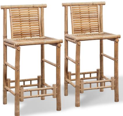 sgabelli bar +bambù +arredo giardino
