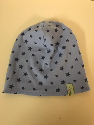 Sterne hellblau, KU 46