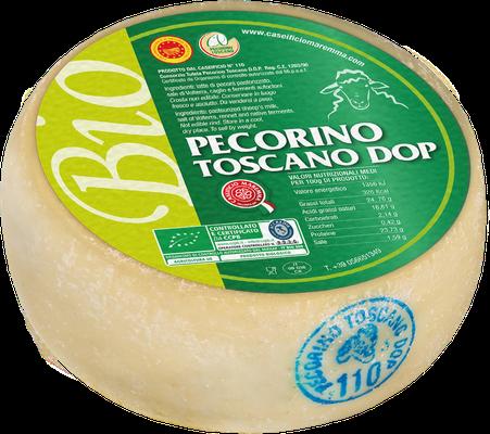Pecorino Toscano DOP biologico