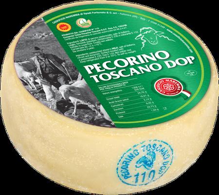 Pecorino Toscano DOP fresco