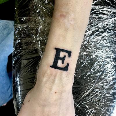 文字,letter,onepoint,ワンポイント,tattoo,タトゥー,埼玉,富士見市,ふじみ野,TAKUYA
