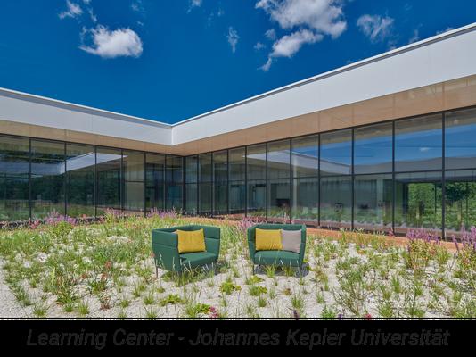 Johannes Keppler Universität - Learning Center