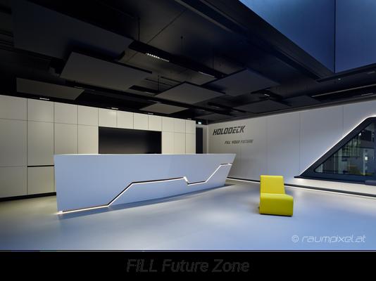 Fill Maschinenbau in Gurten / Innviertel - Neubau der Future Zone