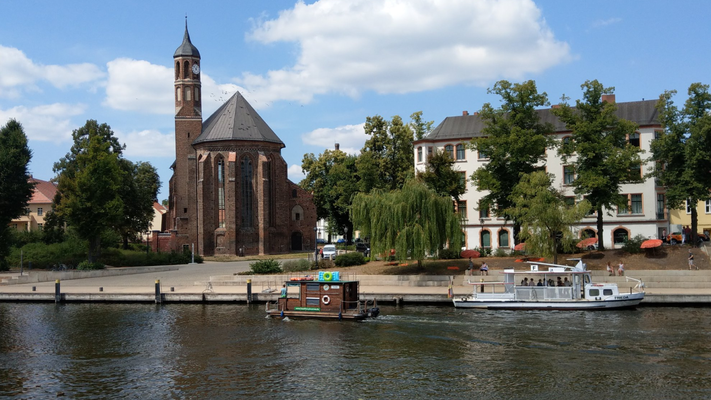 St. Johannes, Brandenburg an der Havel©