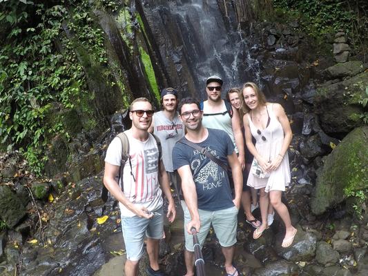 Waterfall gang
