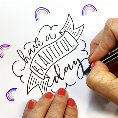 3. Falsche Kalligrafie
