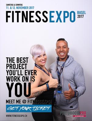 Simon Fitness & Angelique Cusenza Jump Expert
