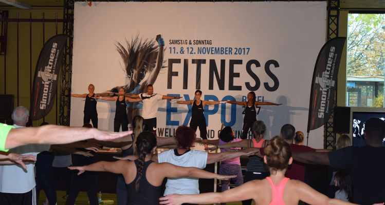 Simon Fitness Fitness Expo 2017