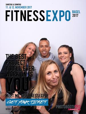 Simon Fitness Fitnessexpo Basel Jana Fitness