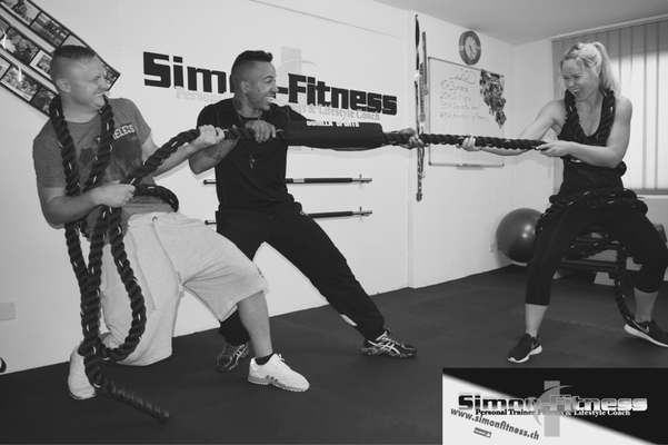 SimonFitness Personal Training