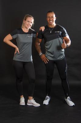 Simon Fitness & Judy Wagner