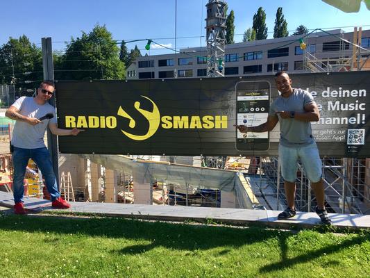 Simon Fitness Radio Smash