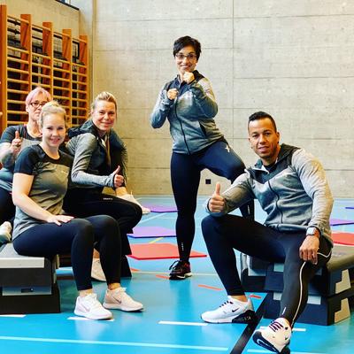 Team Simon Fitness