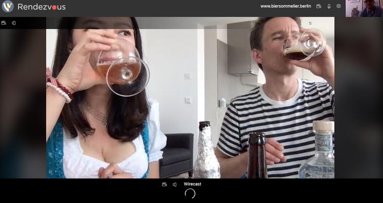 Biertasting mit Biersommelier: Online - Biersommelier.Berlin - Karsten Morschett