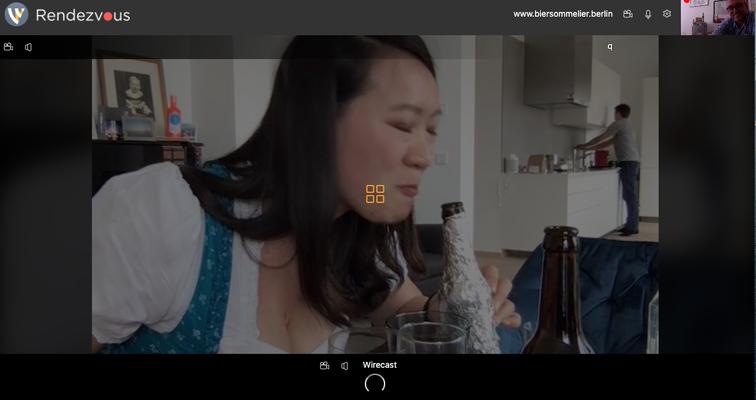 Bierverkostung: Virtuell - Online - Biersommelier.Berlin - Karsten Morschett
