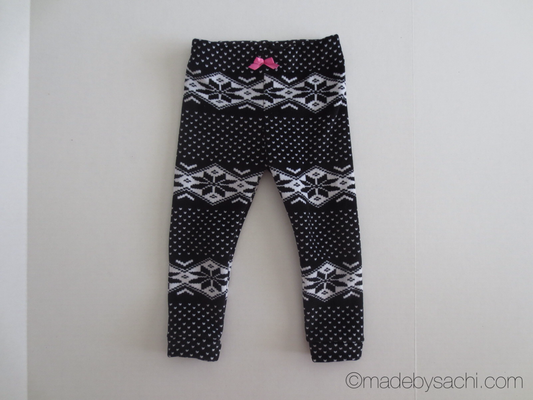 Toddler's Leggings