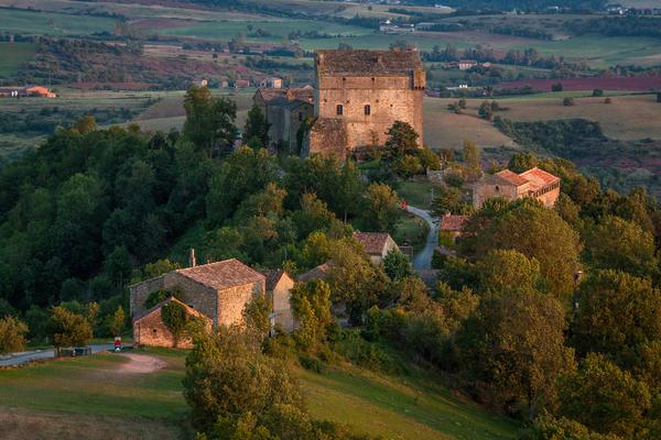 Château de Montaigut ©J.Tomaselli